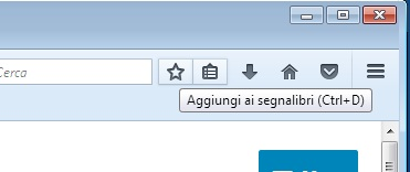 Come aggiungere un sito alla barra dei segnalibri di Firefox