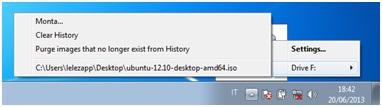 Come aprire  file immagine iso ccd img bin udf dvd 16