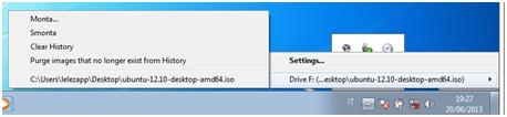 Come aprire file immagine iso ccd img bin udf dvd smonta