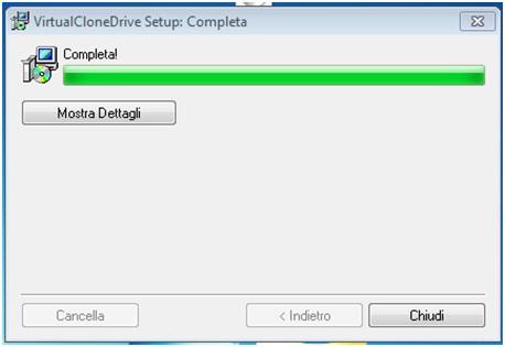 Come aprire  file immagine iso ccd img bin udf dvd 8