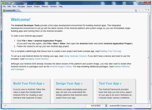 Come installare ide Eclipse e SDK Android per la programmazione Java 15