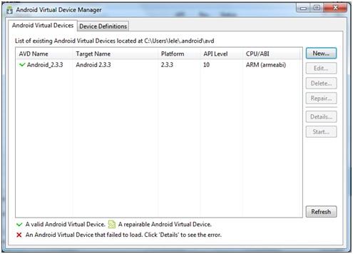 Come installare ide Eclipse e SDK Android per la programmazione Java 8
