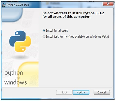Come installare l'ambiente di sviluppo Python in Windows 3