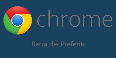 Come visualizzare o nascondere la barra dei preferiti in Google Chrome