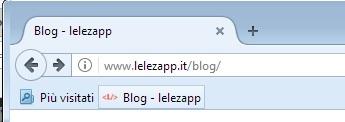 Come visualizzare o nascondere la barra dei segnalibri di Firefox