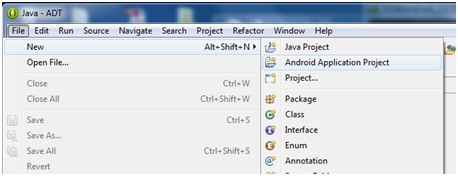 Creare applicazioni Android con Eclipse 1