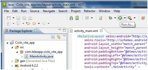Creare applicazioni Android con Eclipse 11
