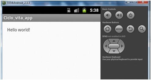 Creare applicazioni Android con Eclipse 13