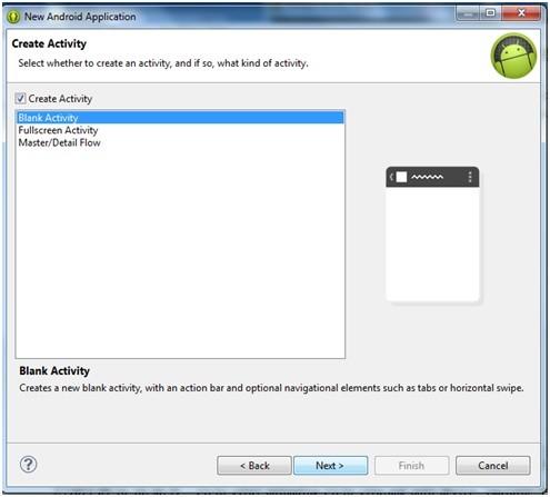 Creare applicazioni Android con Eclipse 7