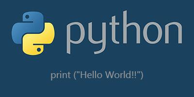 Creare il primo programma Python in Windows