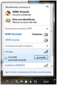 Utilizzare un dispositivo Android come Router WiFi 18