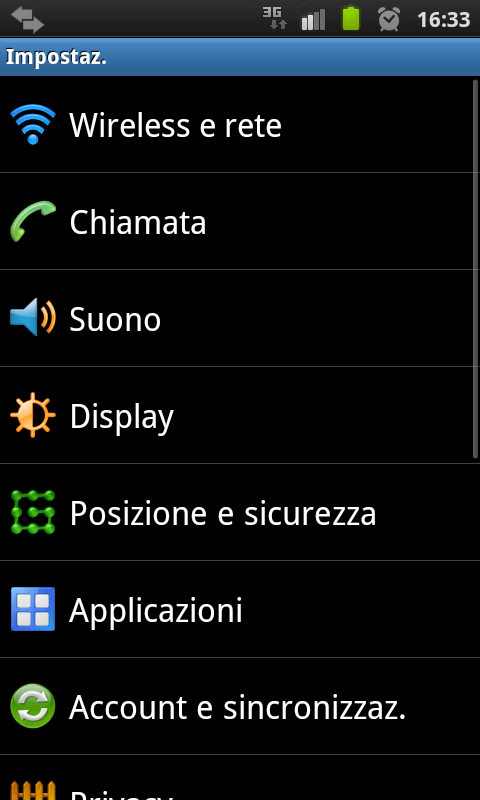 Utilizzare un dispositivo Android come Router WiFi 8