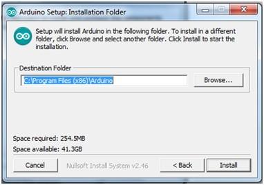 arduino installazione ide e driver in windows 4