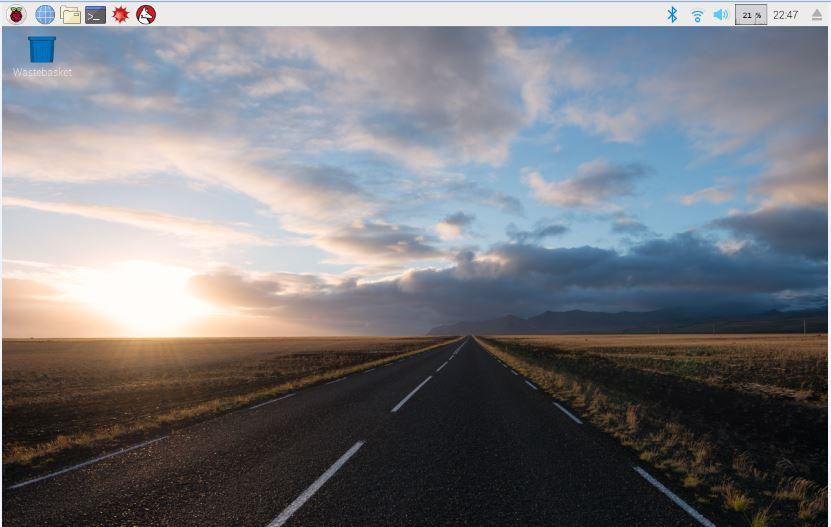 Come preparare una Micro SD con il sistema operativo per il Raspberry Pi screen shot