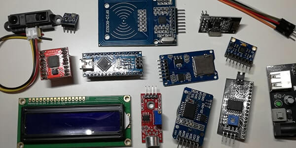 Trovare indirizzo I2C di un modulo con Arduino