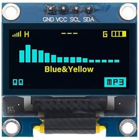 Display OLED I2C SSD1306