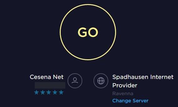 Come controllare la velocità della connessione internet da pc avvio scansione