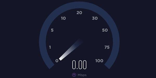 Come controllare la velocità della connessione internet da pc