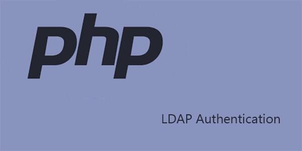 Autenticazione ldap con script PHP