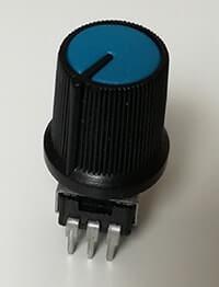 Pilotare un Micro Servo SG90 con Arduino dettaglio potenziometro