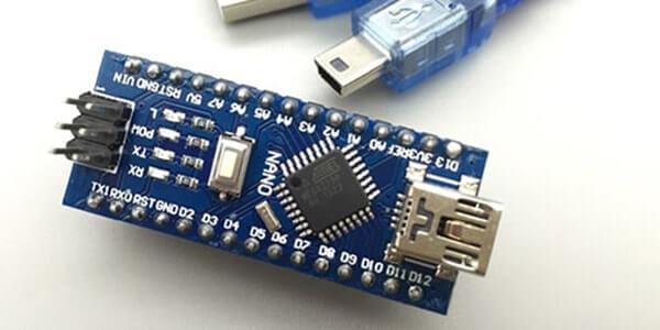 Programmare Arduino Nano ATmega328P CH340G con Arduino IDE in Windows