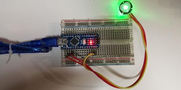 Misurare il battito cardiaco con Arduino e sensore XD-58C