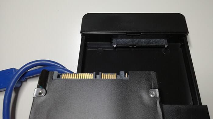 Riutilizzare Hard Disk come disco esterno. Attacco sata